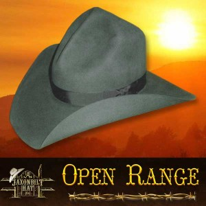 Open Range Movie Hat