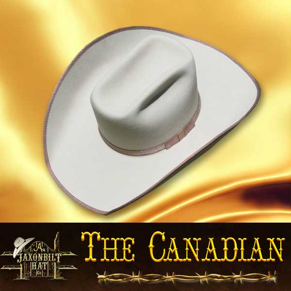 Canadian Custom Cowboy Hats