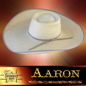 Aaron Straw Hat
