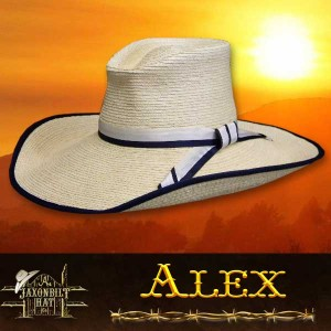 Alex Straw Hat