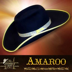 #33 Amaroo Cowboy Hat