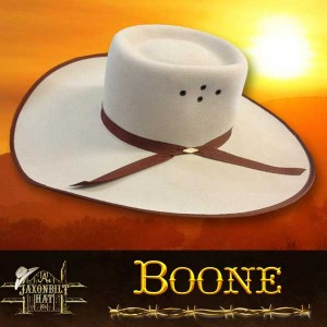 #31 Boone Custom Hat