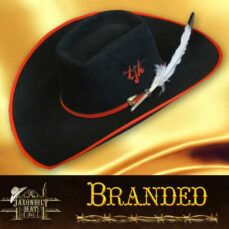 Branded Custom Fur Felt Hats