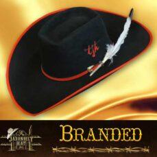 Branded Custom Fur Felt Hats
