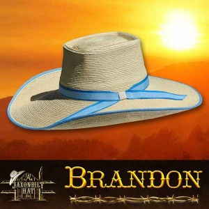 Brandon Straw Hat
