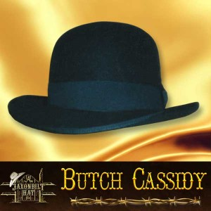 Butch Cassidy Custom Movie Hat