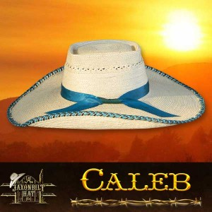 Caleb Straw Hat