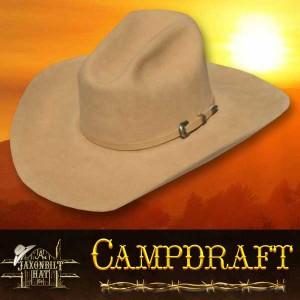 #30 Campdraft Custom Hat