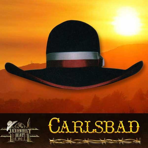 Carlsbad Custom Cowboy Hat