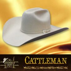 Cattleman Custom Cowboy HAt
