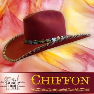 Chiffon Custom Hat