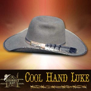 #32 Cool Hand Luke Custom Hat