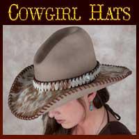 Custom Cowgirl Hats