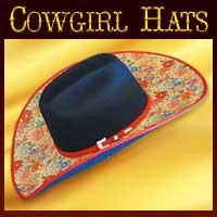 Custom Cowgirl Hats, Western Hats