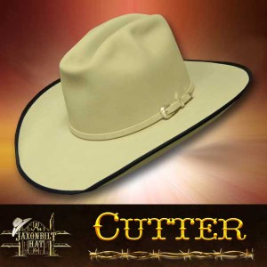 #6 Cutter Fur Felt Hat