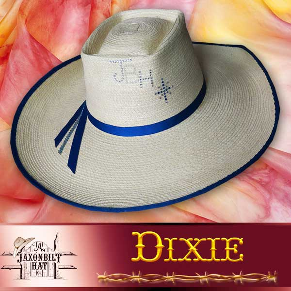 85a20731d DIXIE Straw Hat – Jaxonbilt Hats