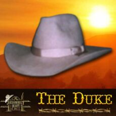 Duke Western Movie Hat