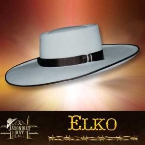 Elko Fur Felt Hat