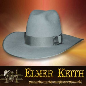 Elmer Keith Movie Hat