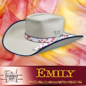 Emily Cowgirl Hat