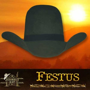 Festus Movie Hat