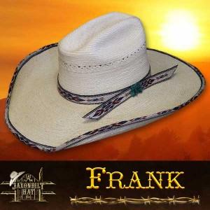 Frank Straw Hat