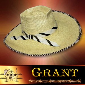 Grant Straw Hat