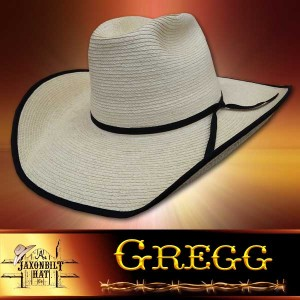 Gregg Straw Hat
