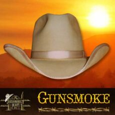 Gunsmoke Custom Movie Hat