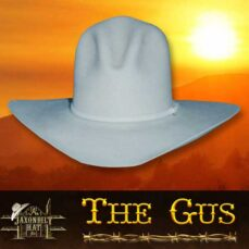 custom cowboy hat, Gus