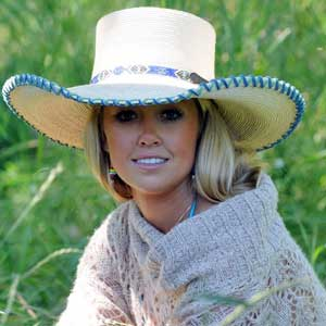 Custom cowgirl hats, Occasional cowgirl hats