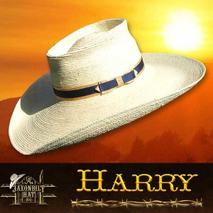 Harry Straw Hat