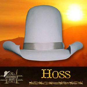 Hoss Custom Movie Hat