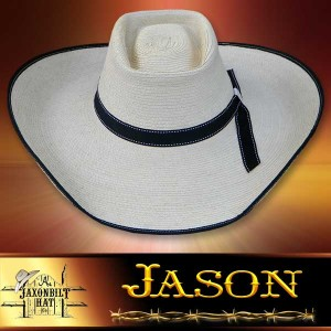 Jason Straw Hat