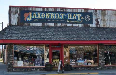 Jaxonbilt Hats Retail Shop