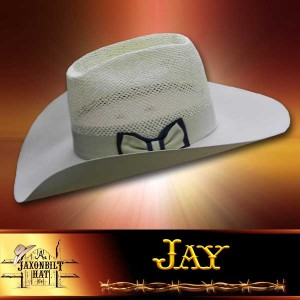 JAY Salmon Cross Hat