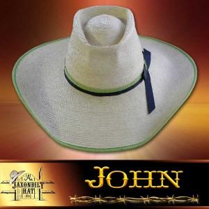 John Straw Hat