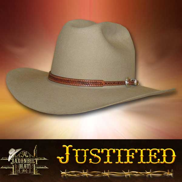 Justified FX Hat  0d056a24e29