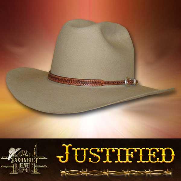 9e273d929431e 8 Justified – Jaxonbilt Hats