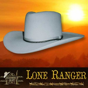 #3 Lone Ranger