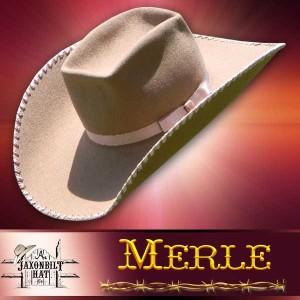 Merle Cowgirl Hat