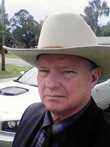 Mikal Kissik wearing Jaxonbilt Hat