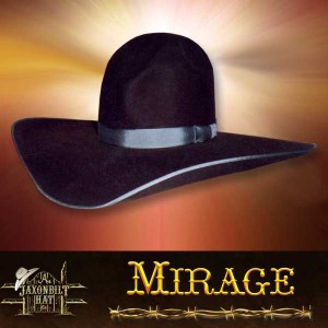 #12 Mirage Custom Hat