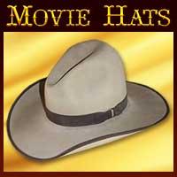 CUSTOM ORDER Movie Hats