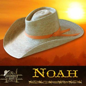 Noah Straw Hat