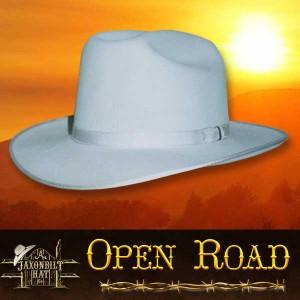 #1 Open Road Fur Felt Hat