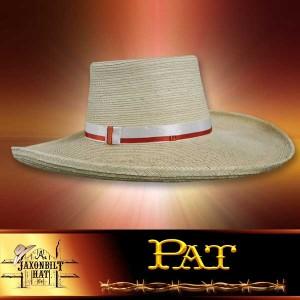 Pat Straw Hats