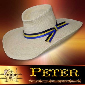Peter Straw Hat