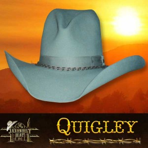#1 Quigley Movie Hat