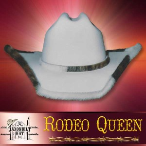 Rodeo Queen Cowgirl Hat